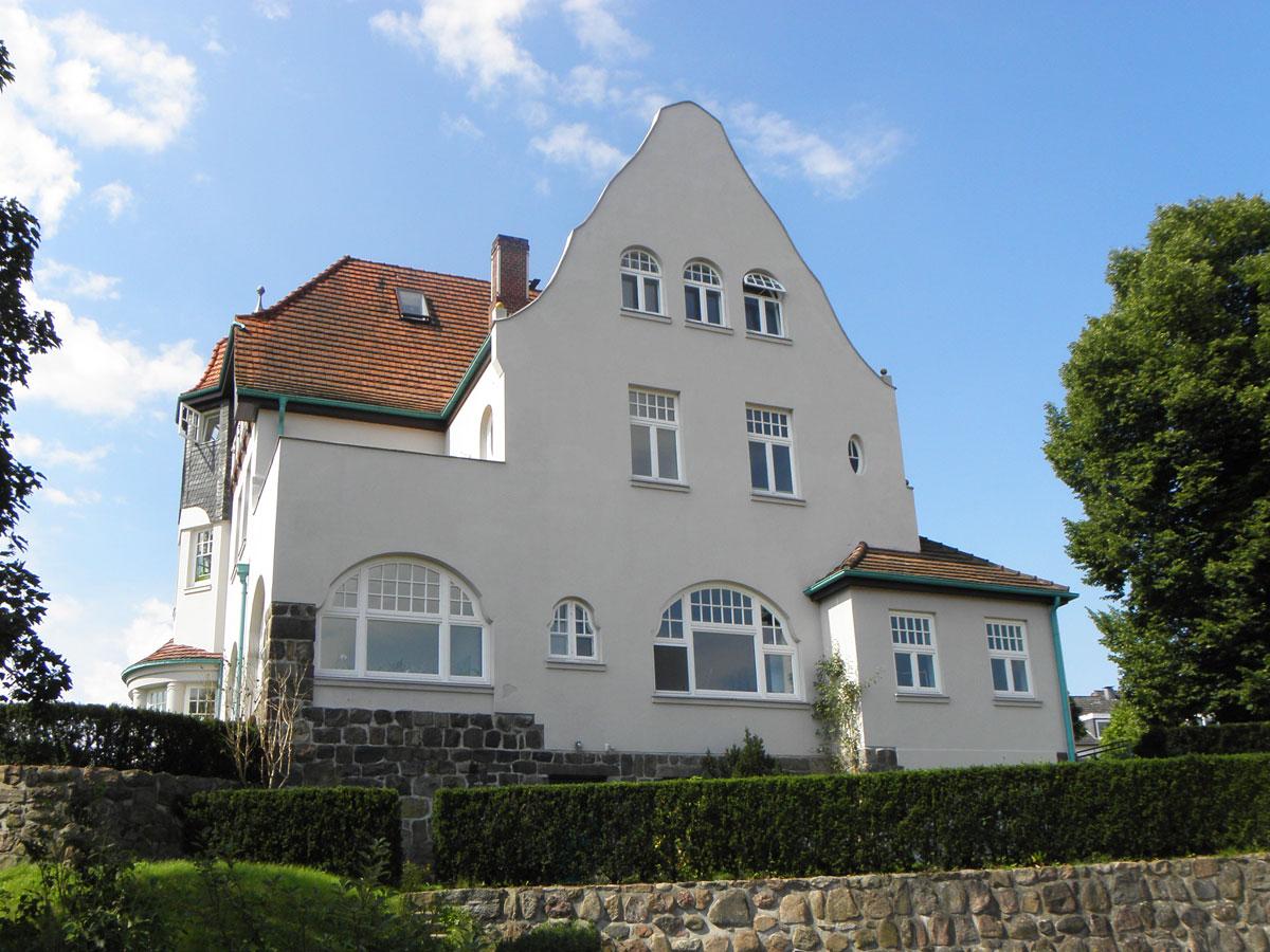 Villa Kiel projekte residence donath villa preetz bei kiel arp architekten
